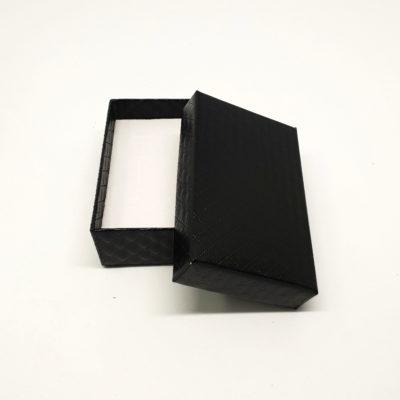 cutie cadou neagra simpla