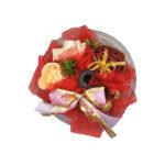 ornament-mediu-inima-rosu-superior